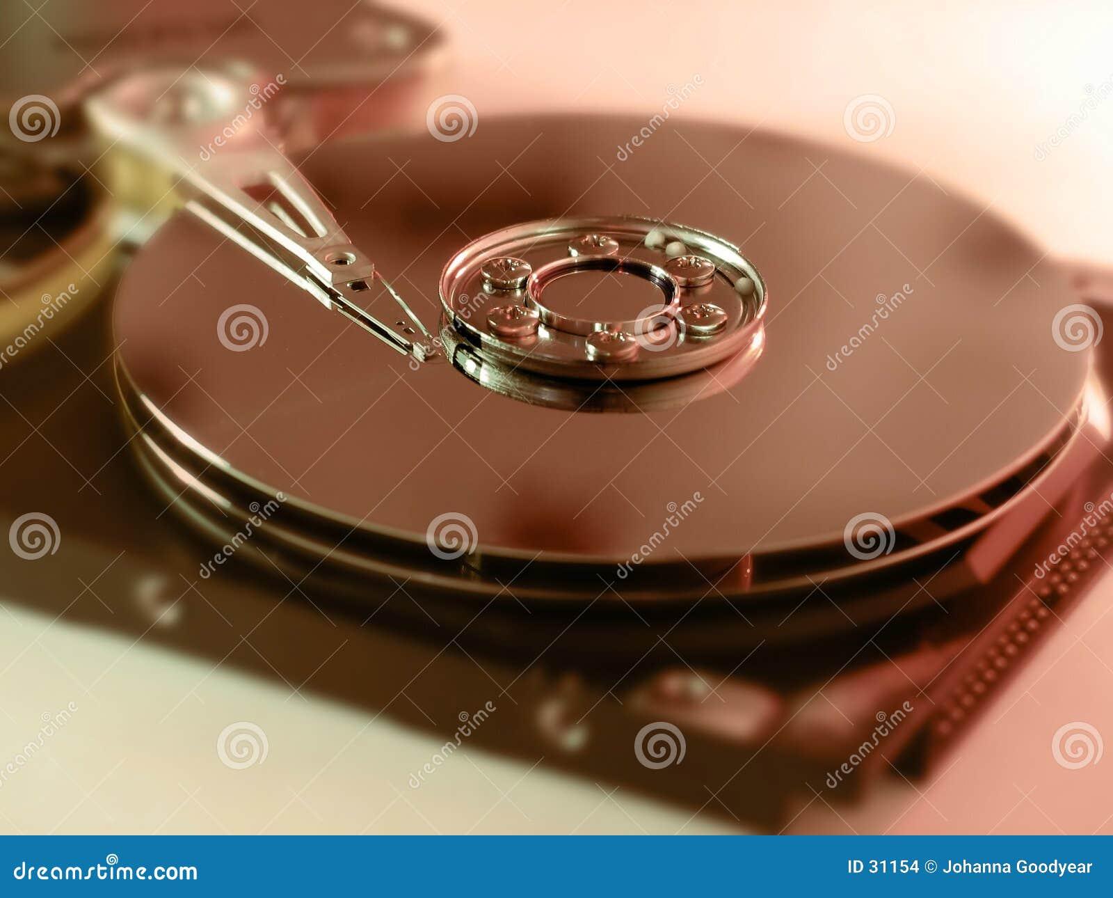 Festplattenlaufwerk 4