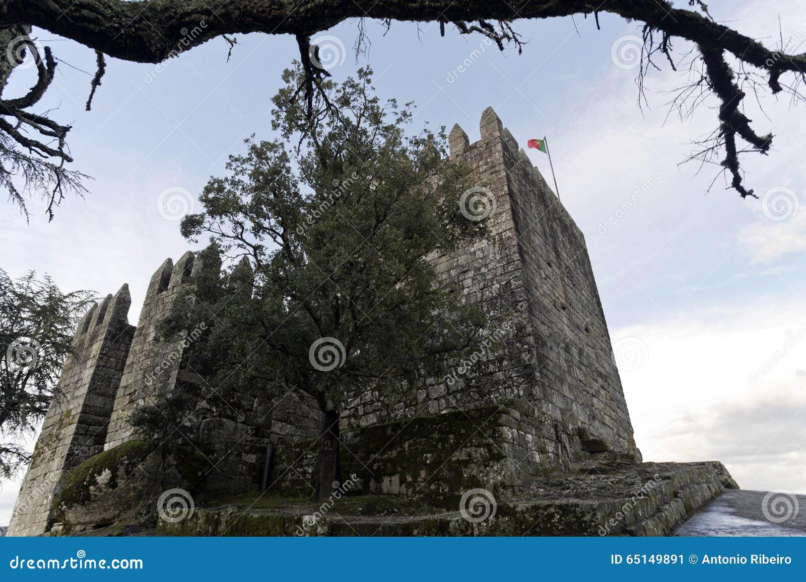 Festung von Lanhoso