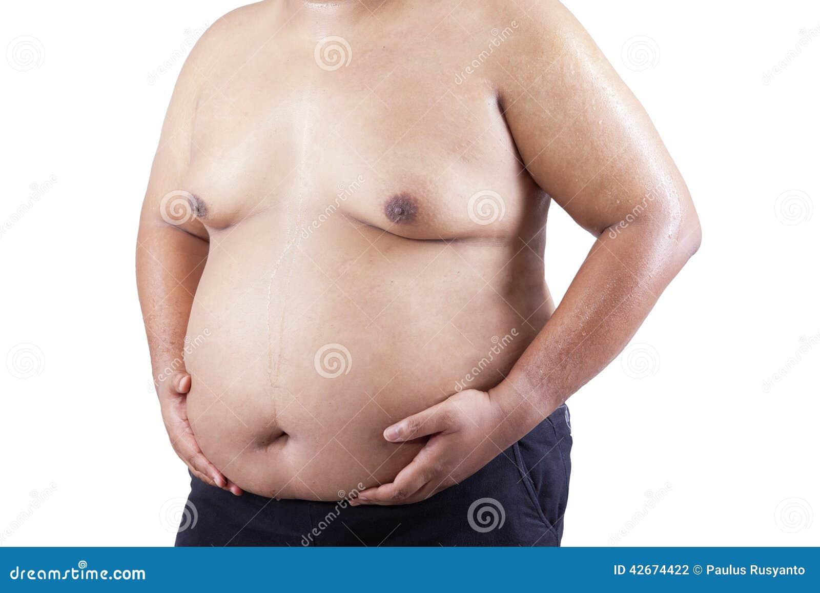 fett i magen