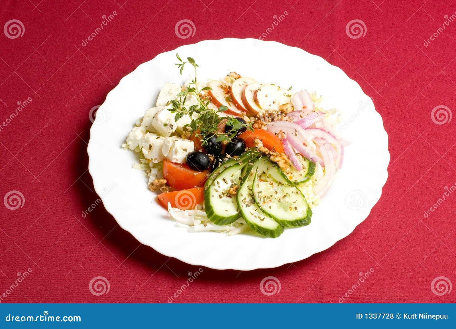 Feta-Käse Salat
