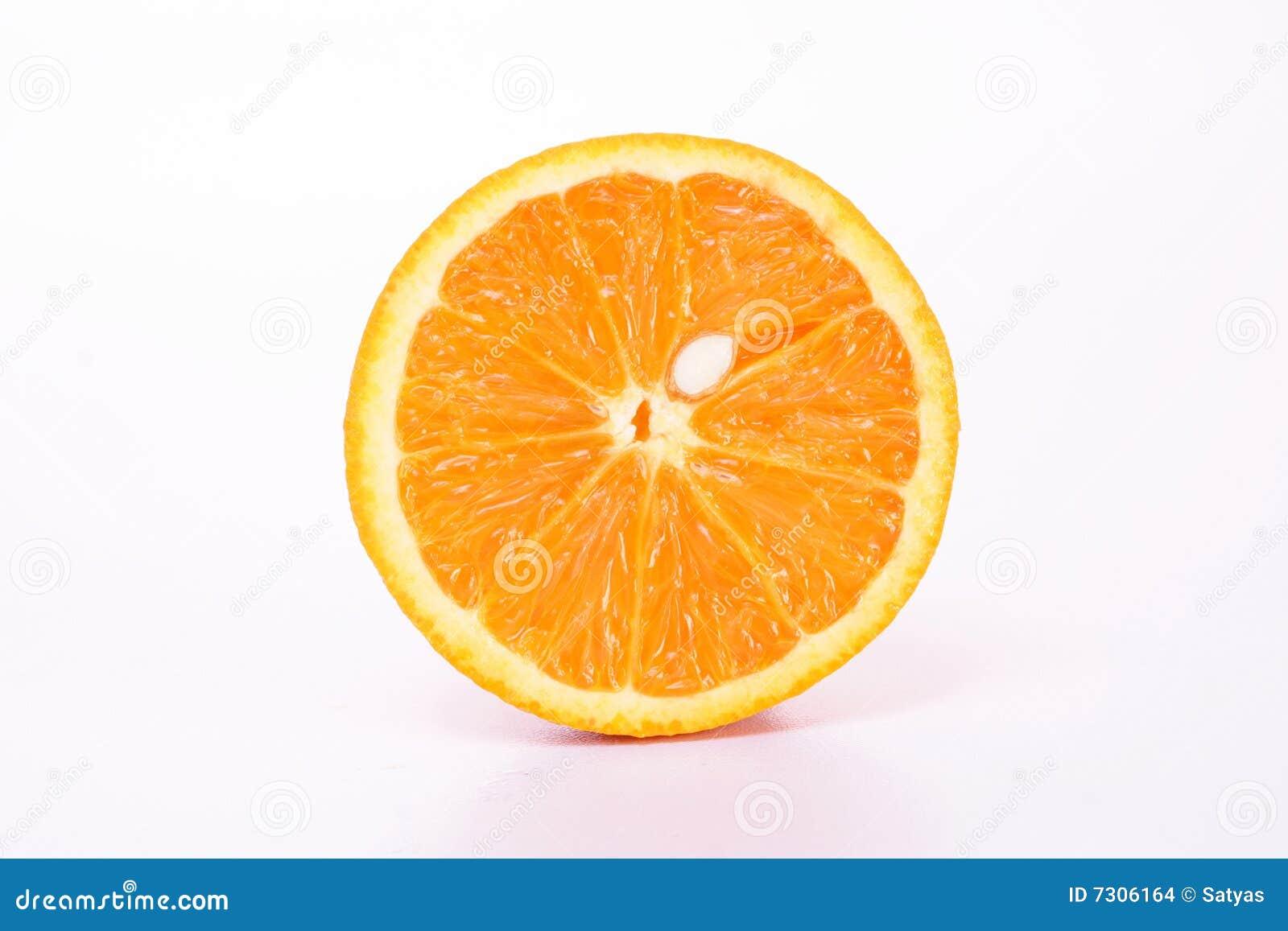 Fetta arancione