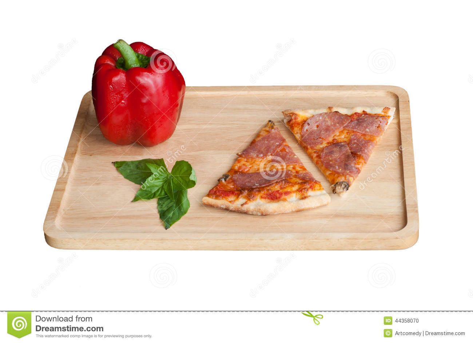 Fetta di pizza