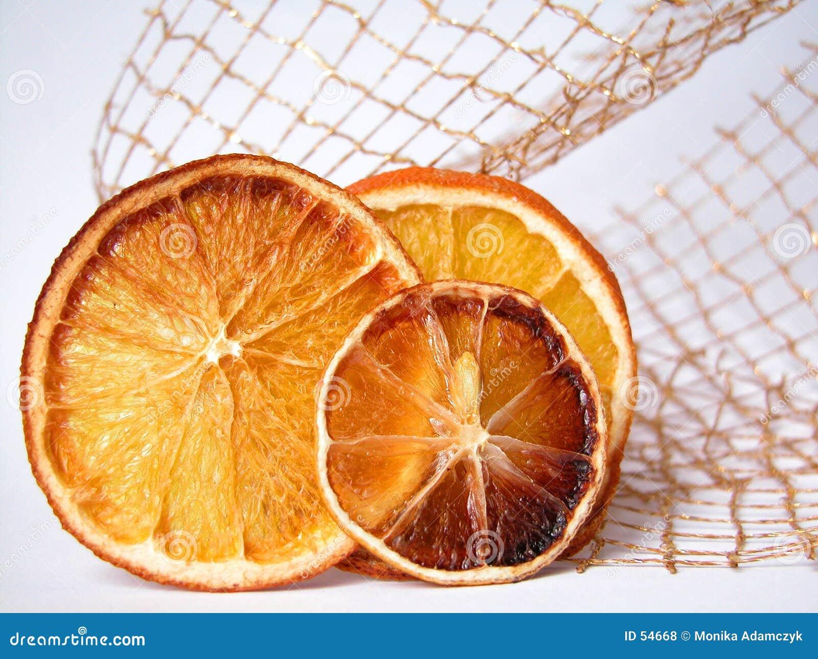 Download Fette arancioni fotografia stock. Immagine di fetta, frutta - 54668