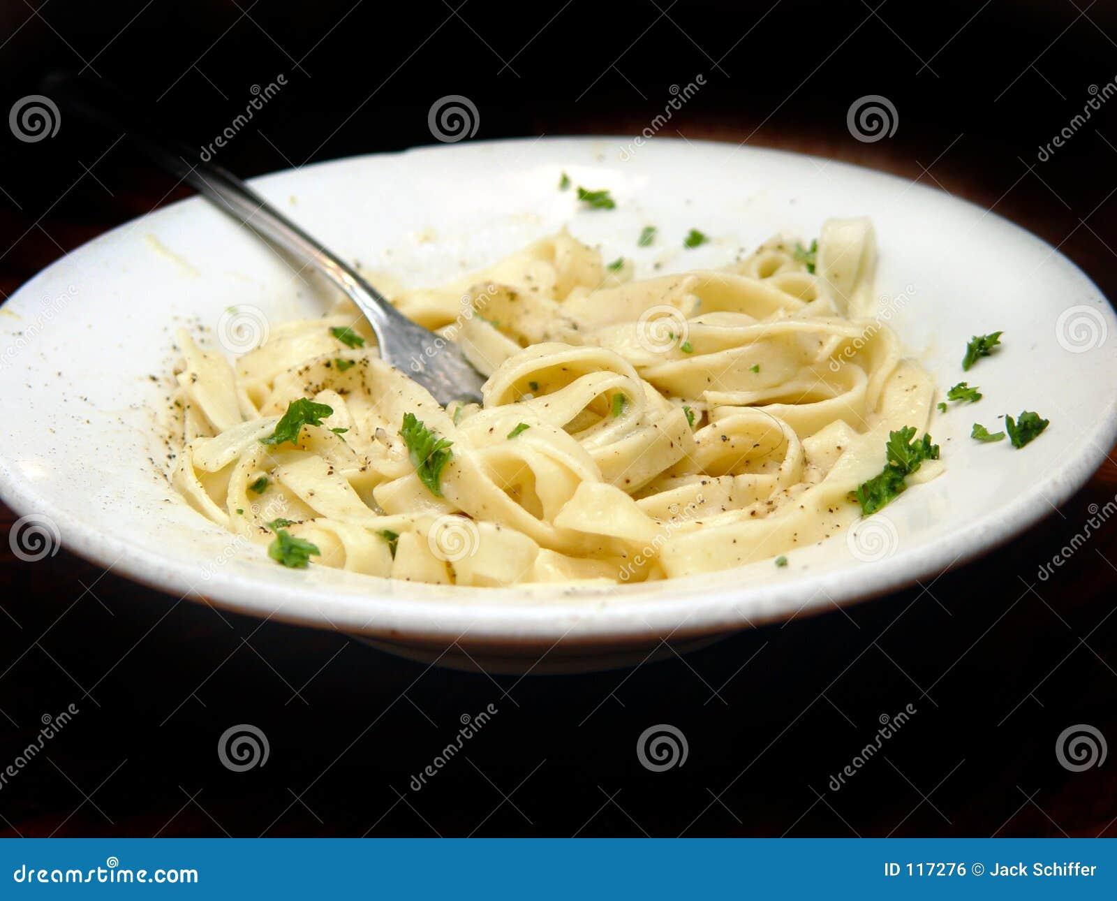 Fettucine του Alfredo