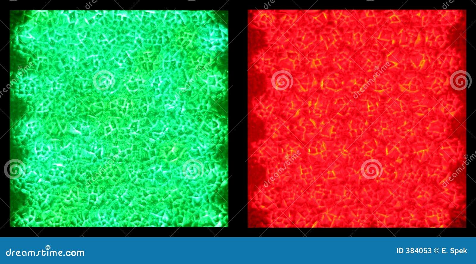 Feu vert, lumière rouge