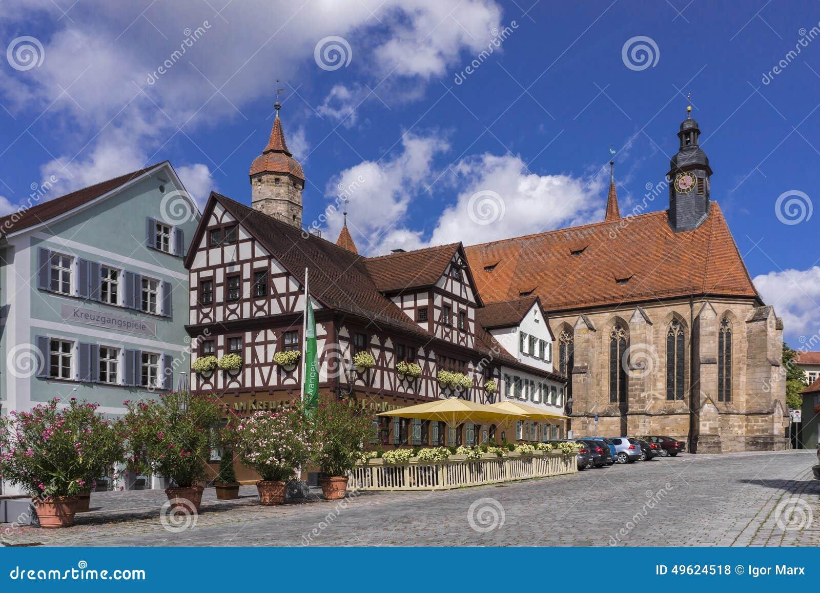 Feuchtwangen Bayern