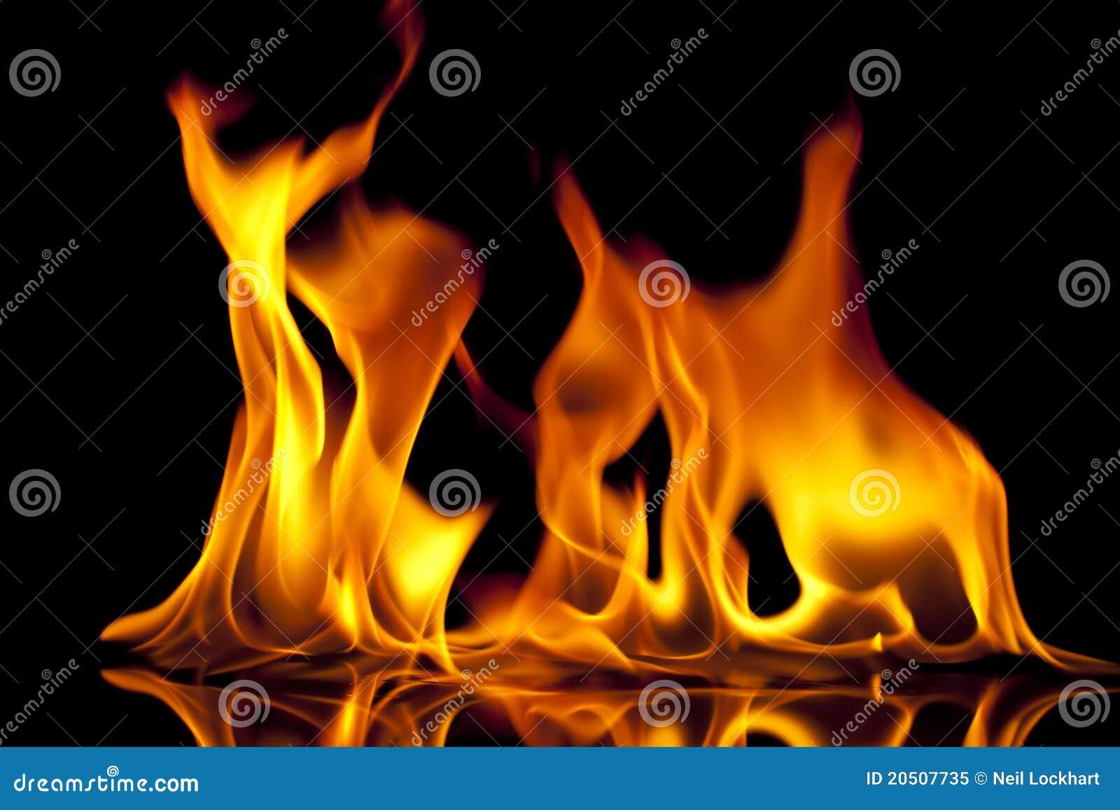 Feuer-Formen