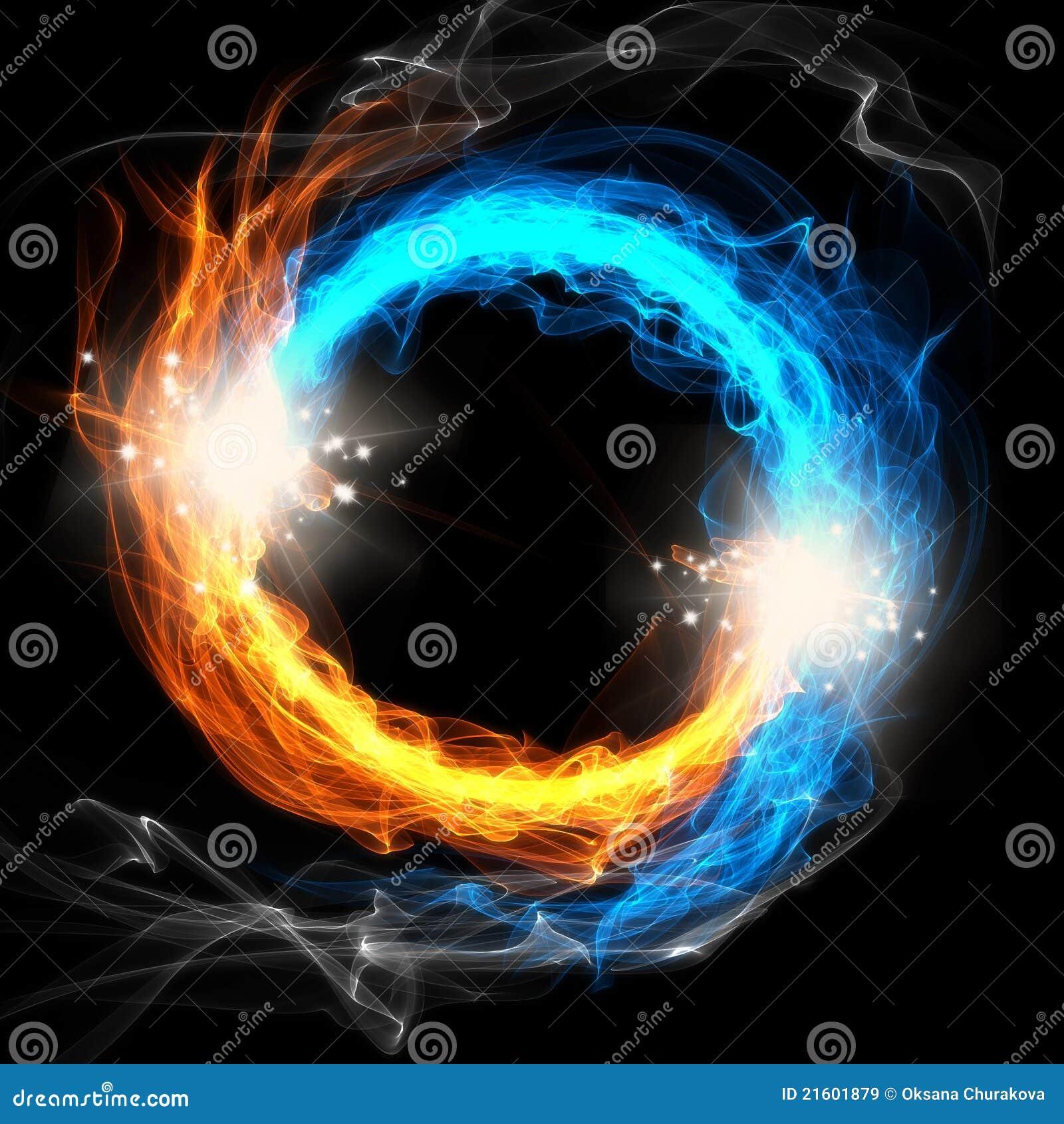 Smoke Free Fire Ring