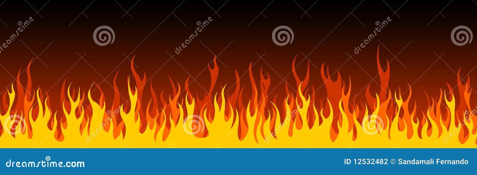 Feuerweb-Vorsatz/-fahne