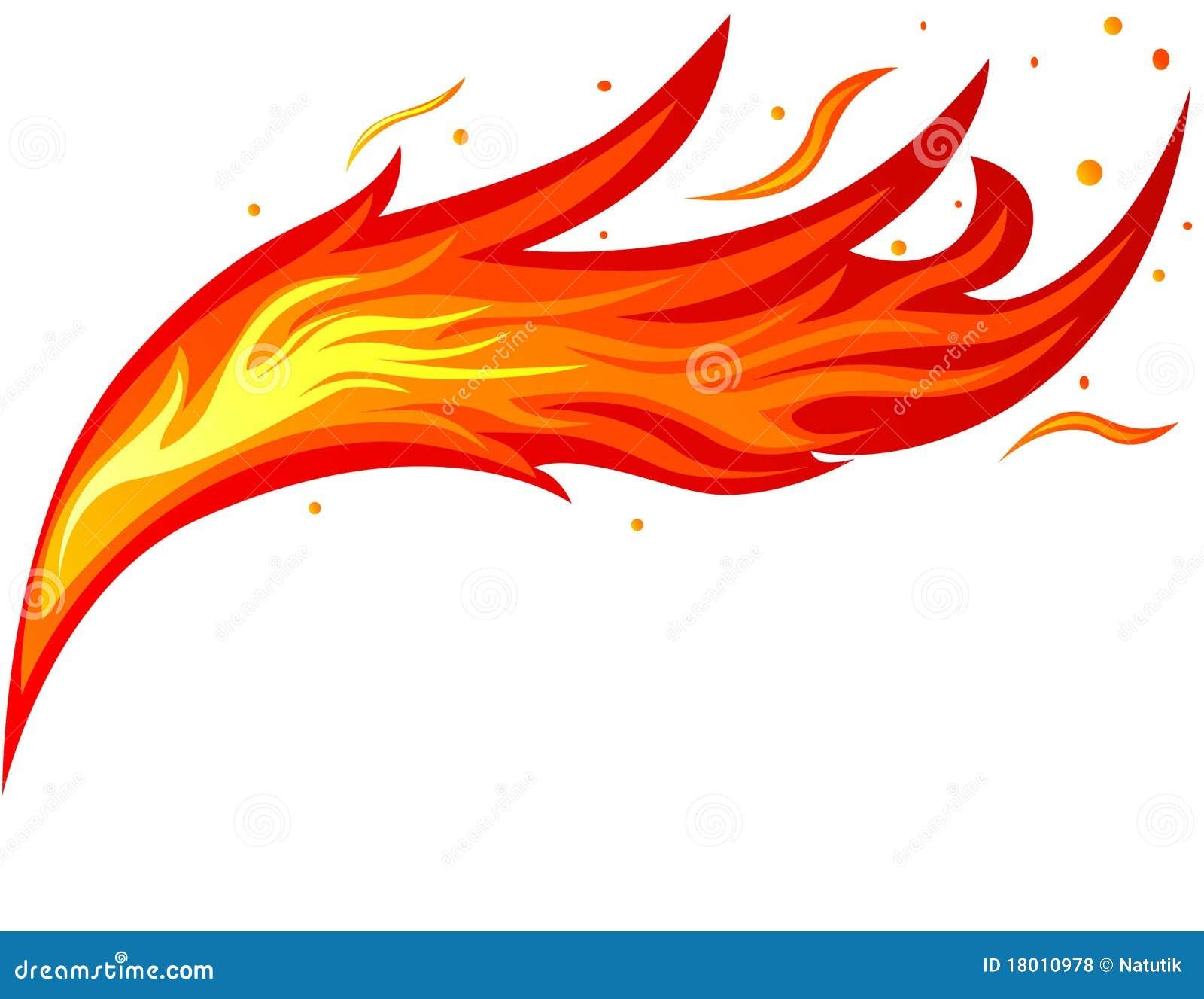 Holy Spirit Flame Craft