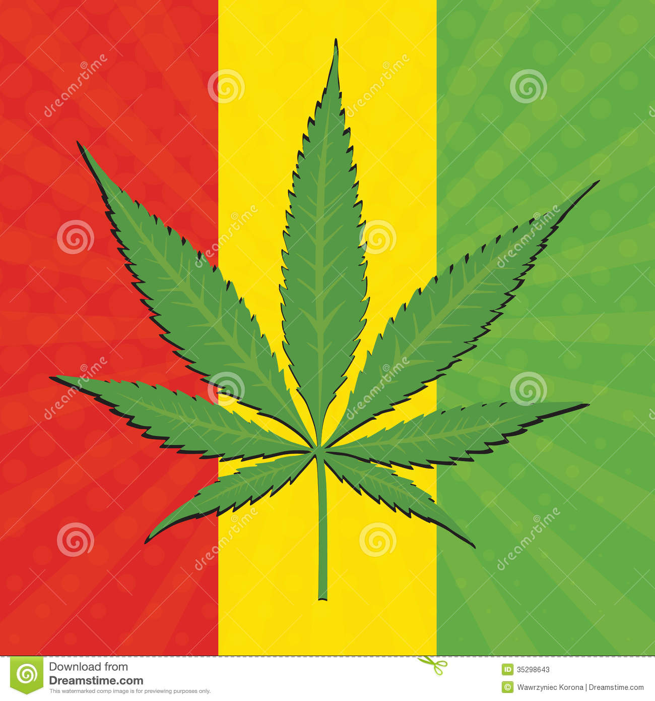 Feuille de cannabis de vecteur illustration de vecteur illustration du penchant noir 35298643 - Feuille cannabis dessin ...