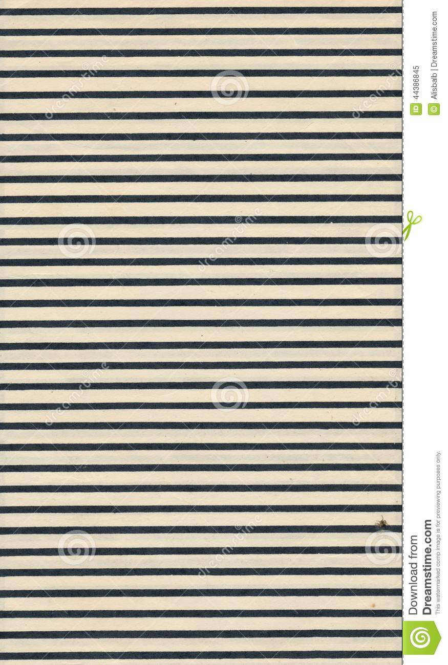 feuille de papier de page de vintage avec la ligne noire fond image stock image 44386845. Black Bedroom Furniture Sets. Home Design Ideas