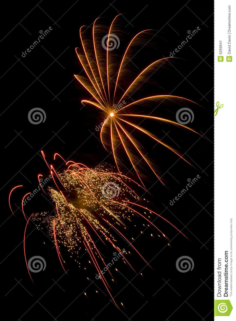 Feux d artifice