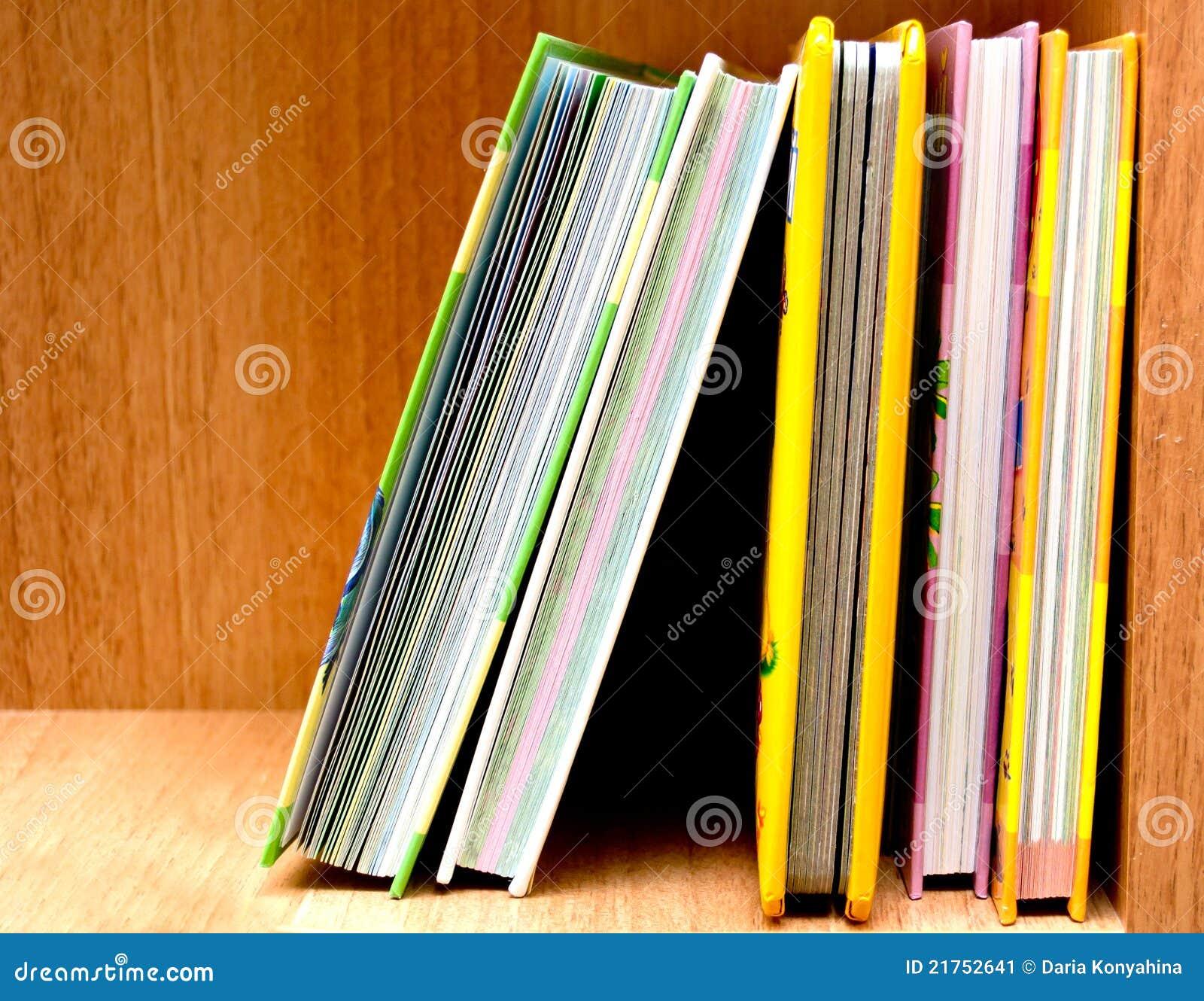 A few books