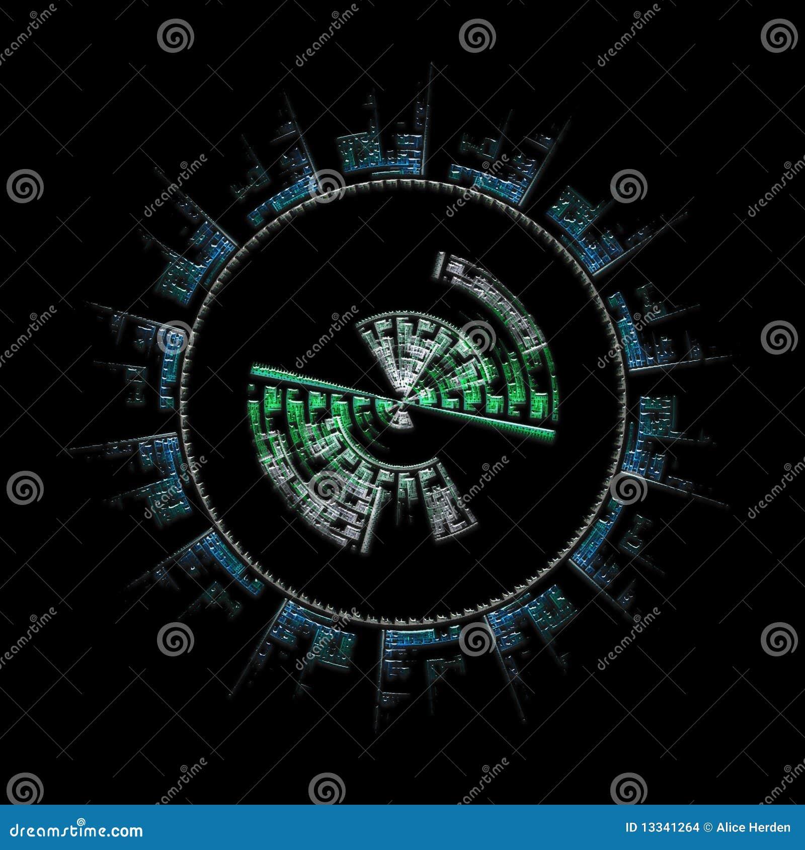 Fi sci symbol