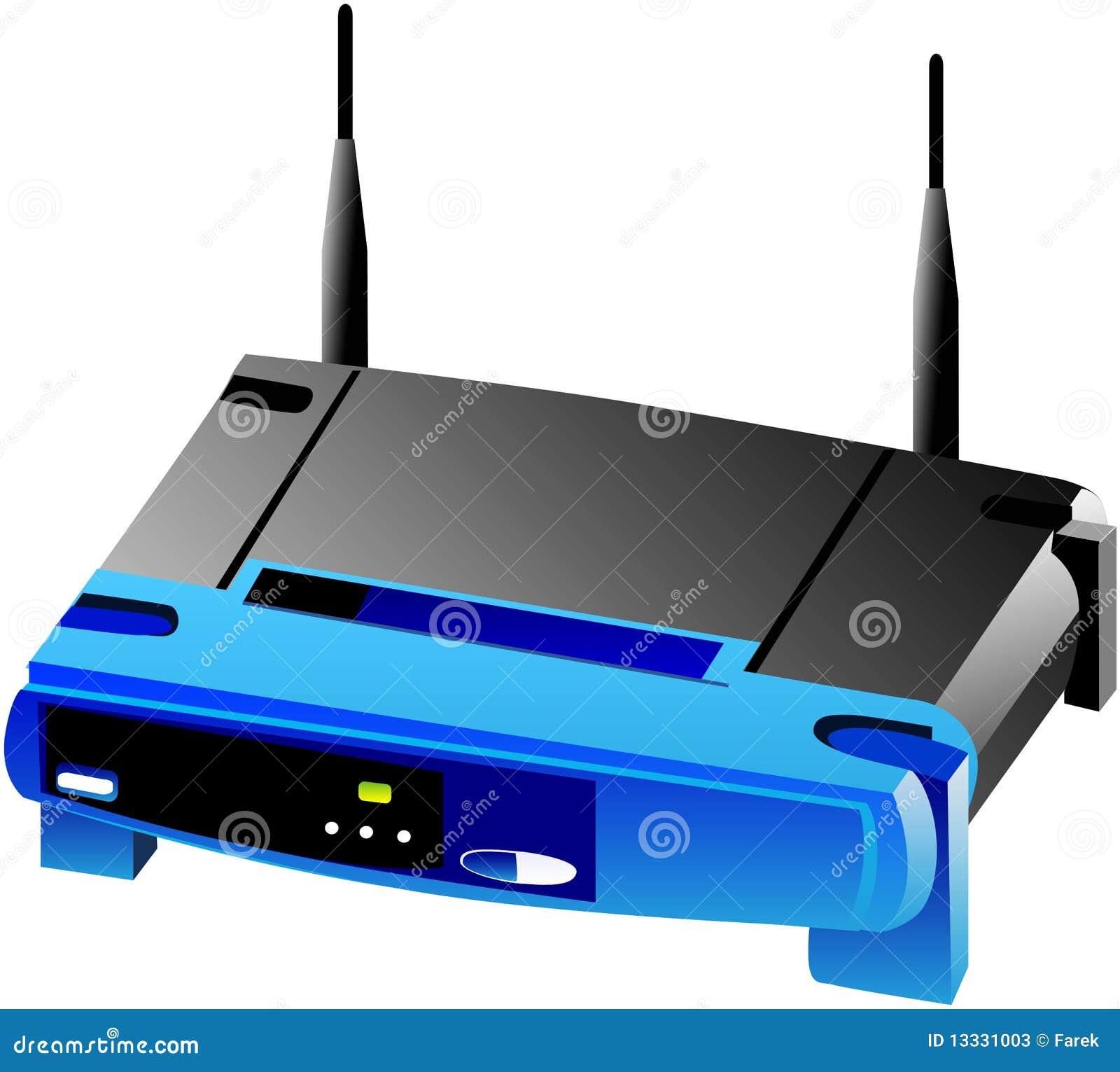 Fi sieci routera wi