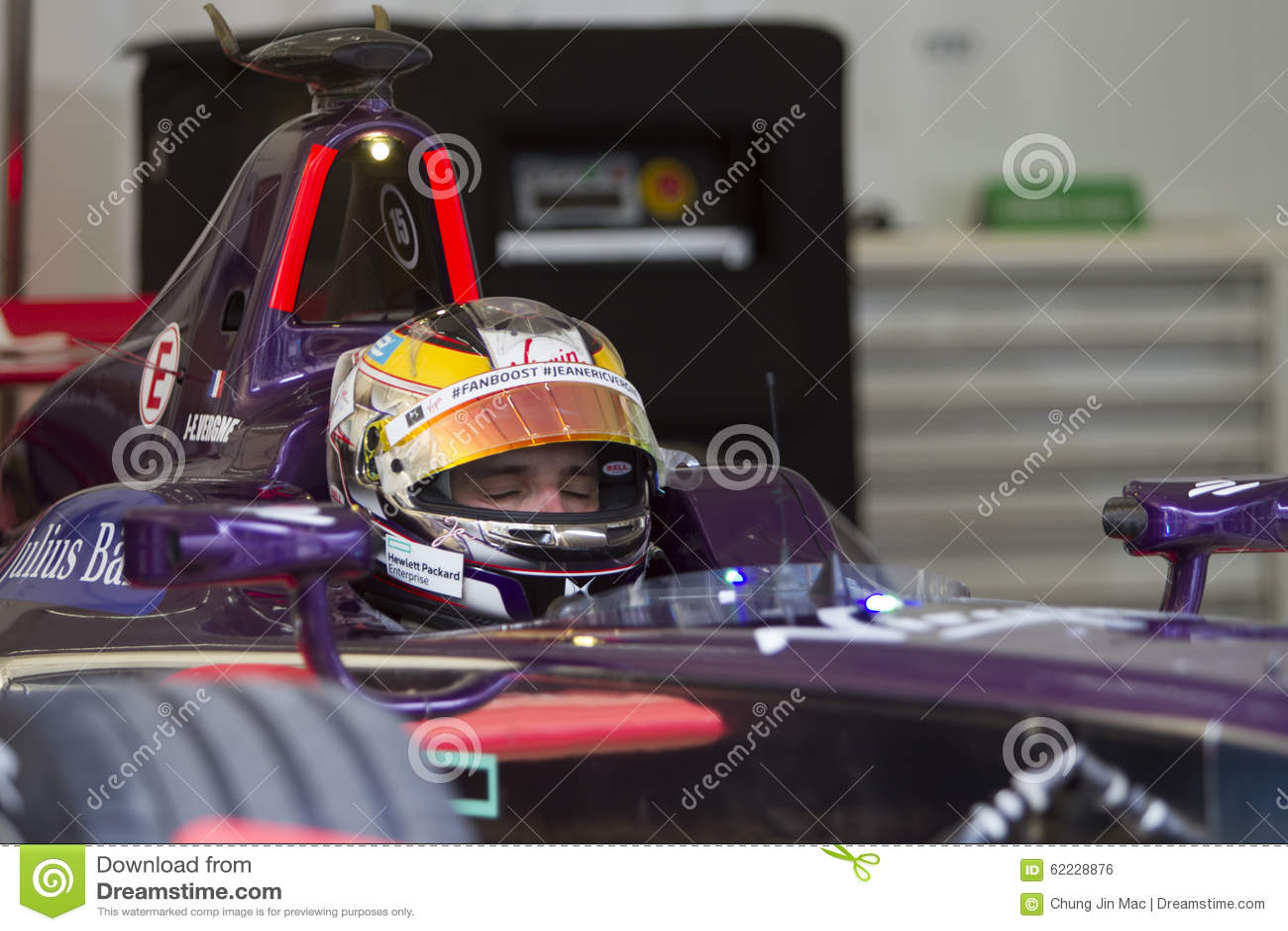 FIA Formula E raceday Putrajaya, Malaysia