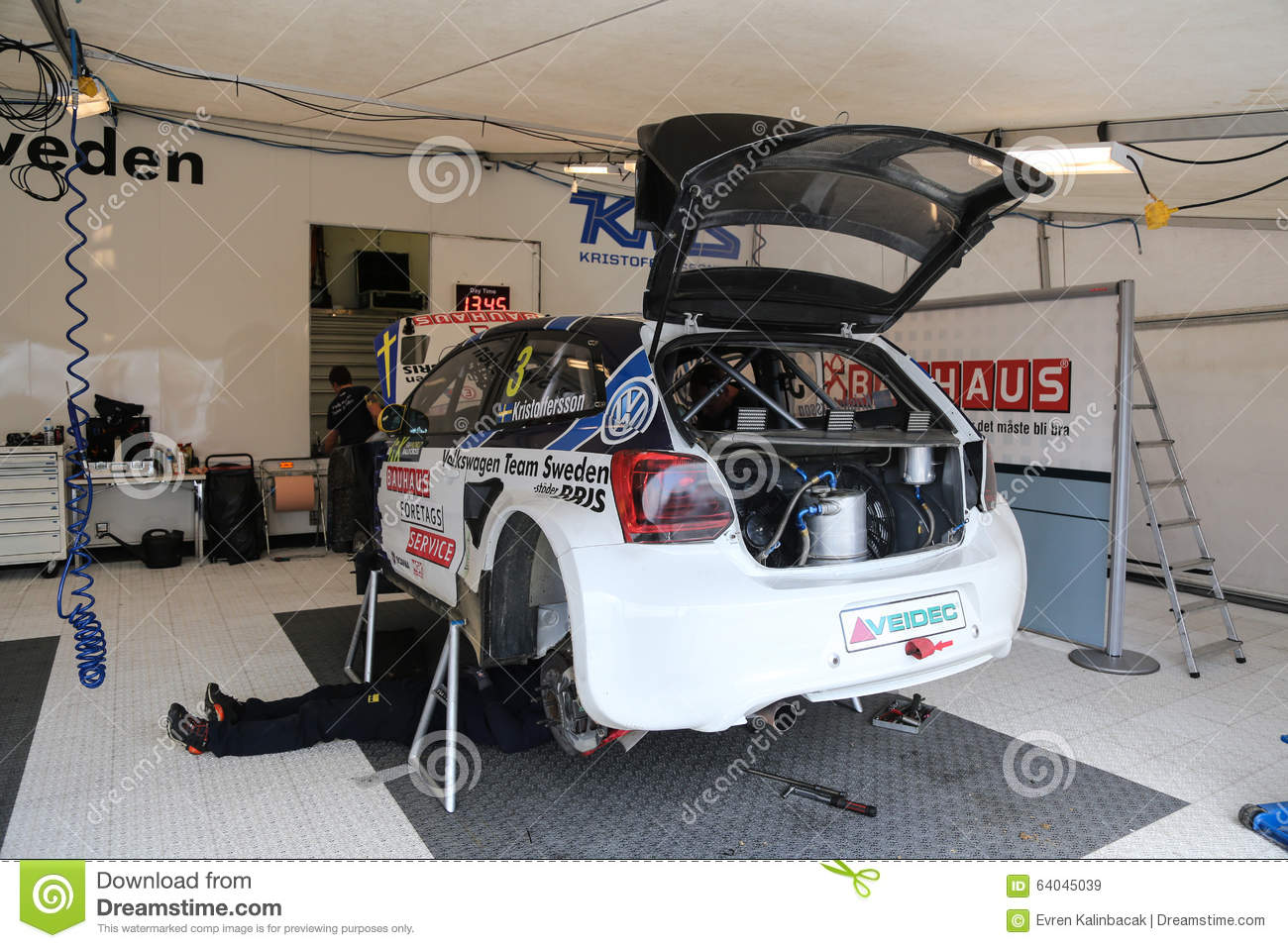 Fia world rallycross championship editorial stock image image 64045039 - Polo garage turkiye online shop ...