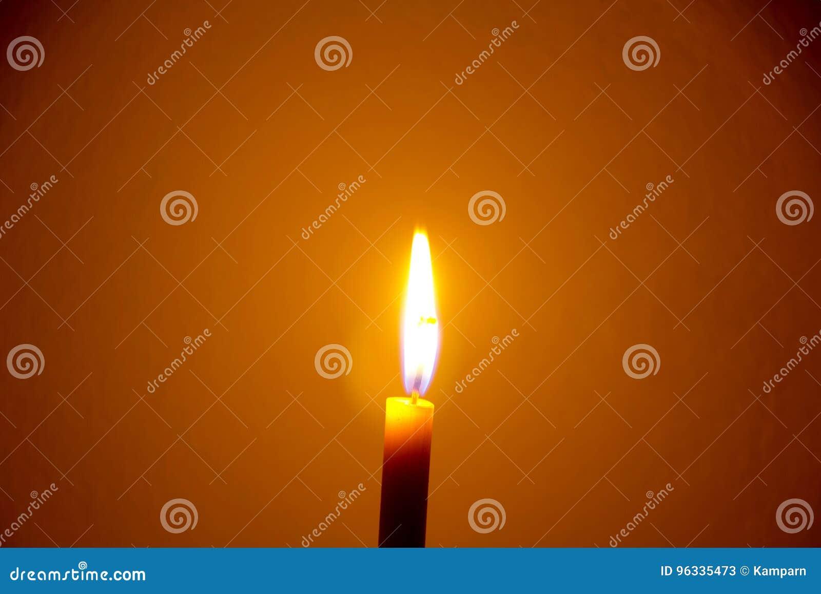 Fiamma di candela