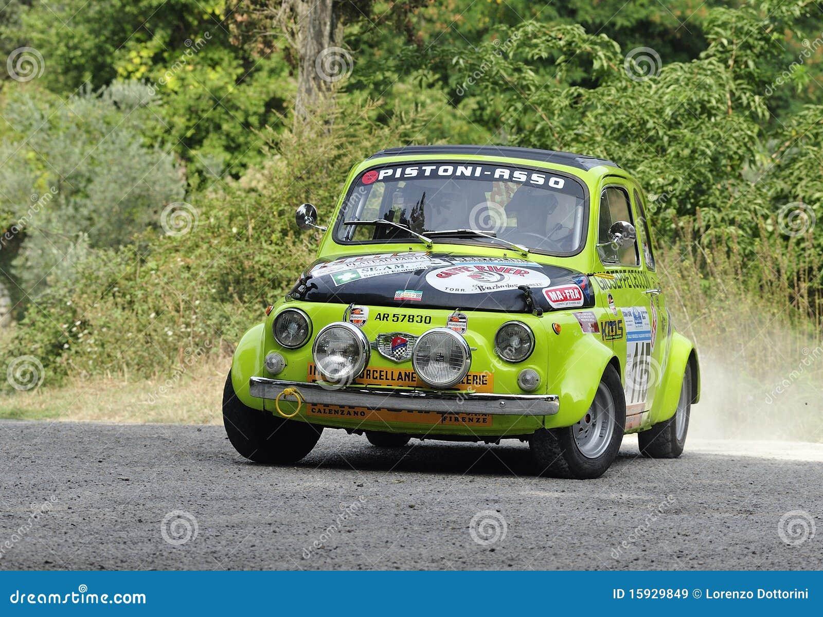 Fiat 500 Giannini Editorial Stock Image Image Of Tuscany 15929849