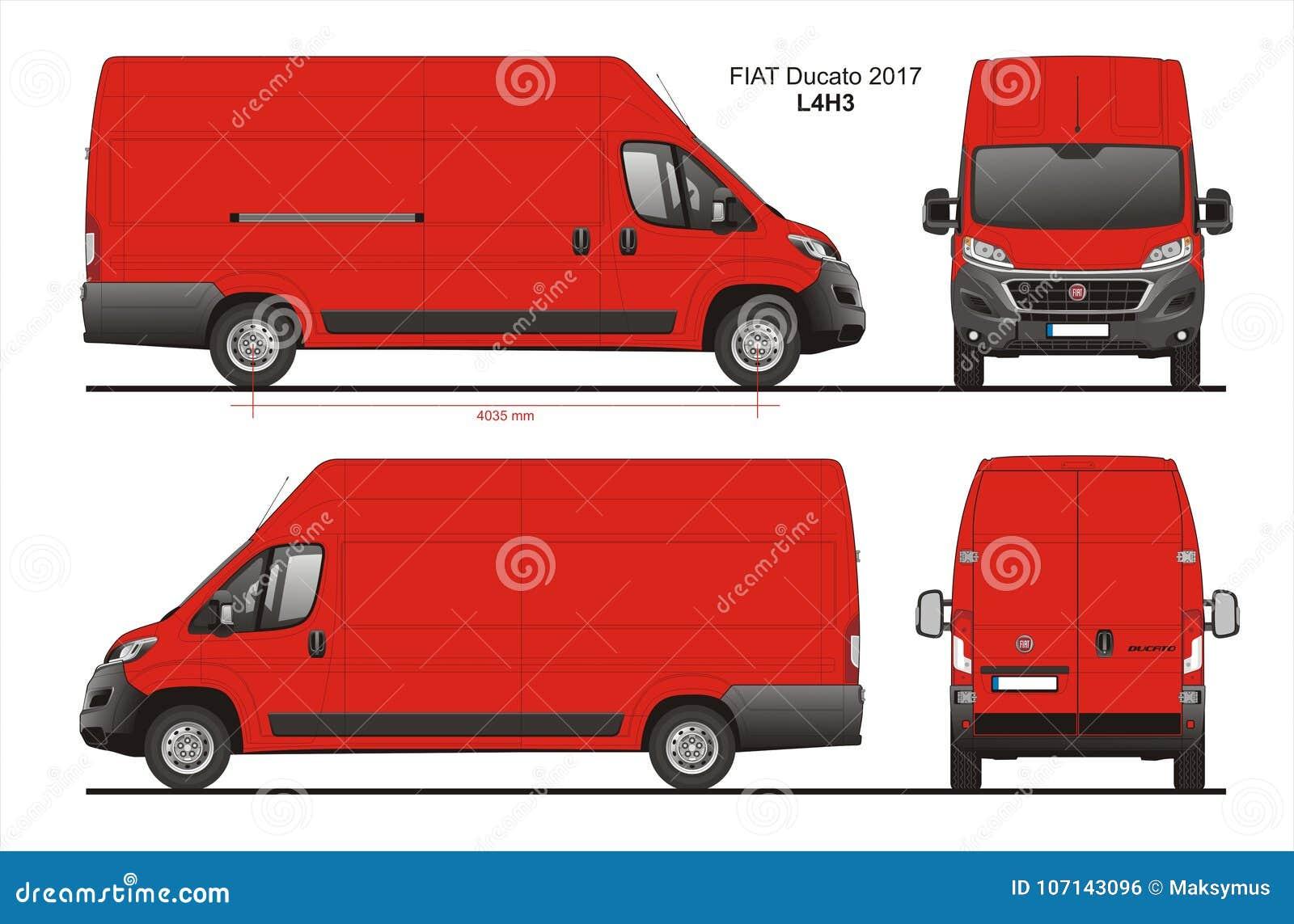 Fiat ducato cargo delivery van 2017 l4h3 blueprint editorial photo fiat ducato cargo delivery van 2017 l4h3 blueprint malvernweather Image collections