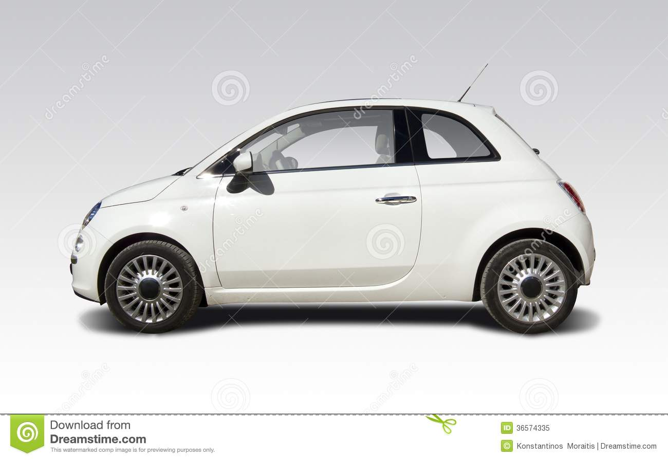 Fiat 500 New Royalty Free Stock Photo Image 36574335