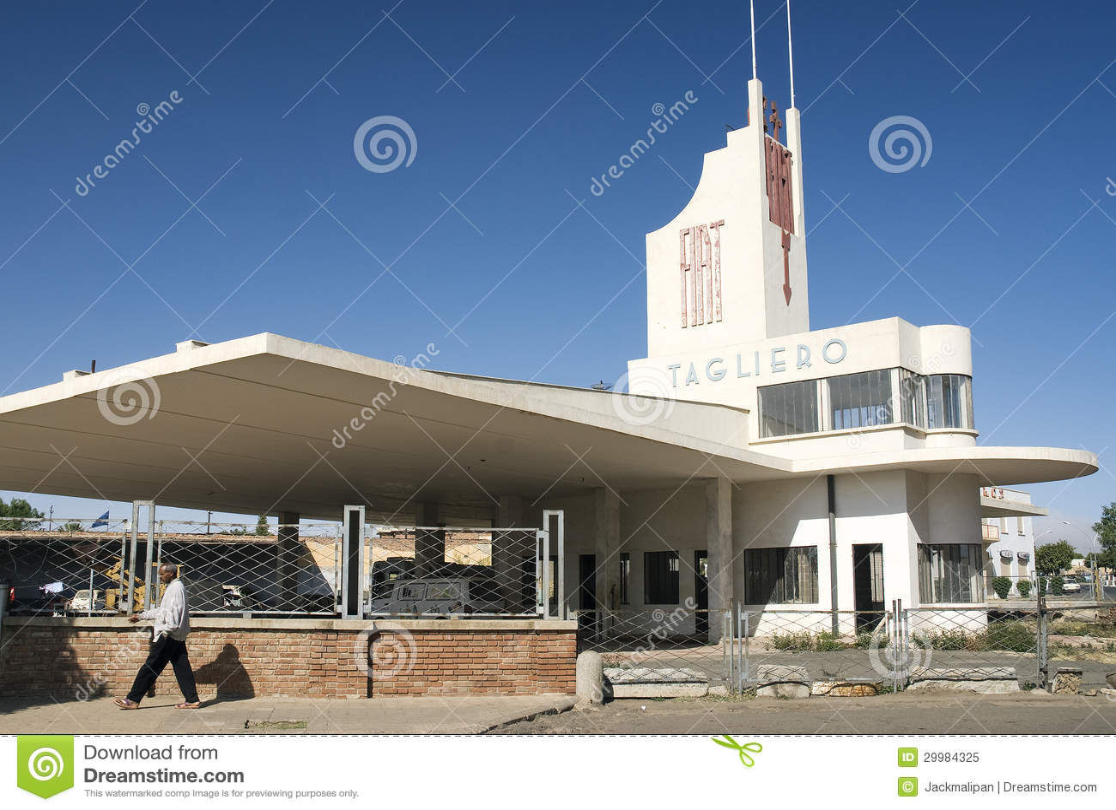 Futurist Architecture Editorial Image - Image: 31194520