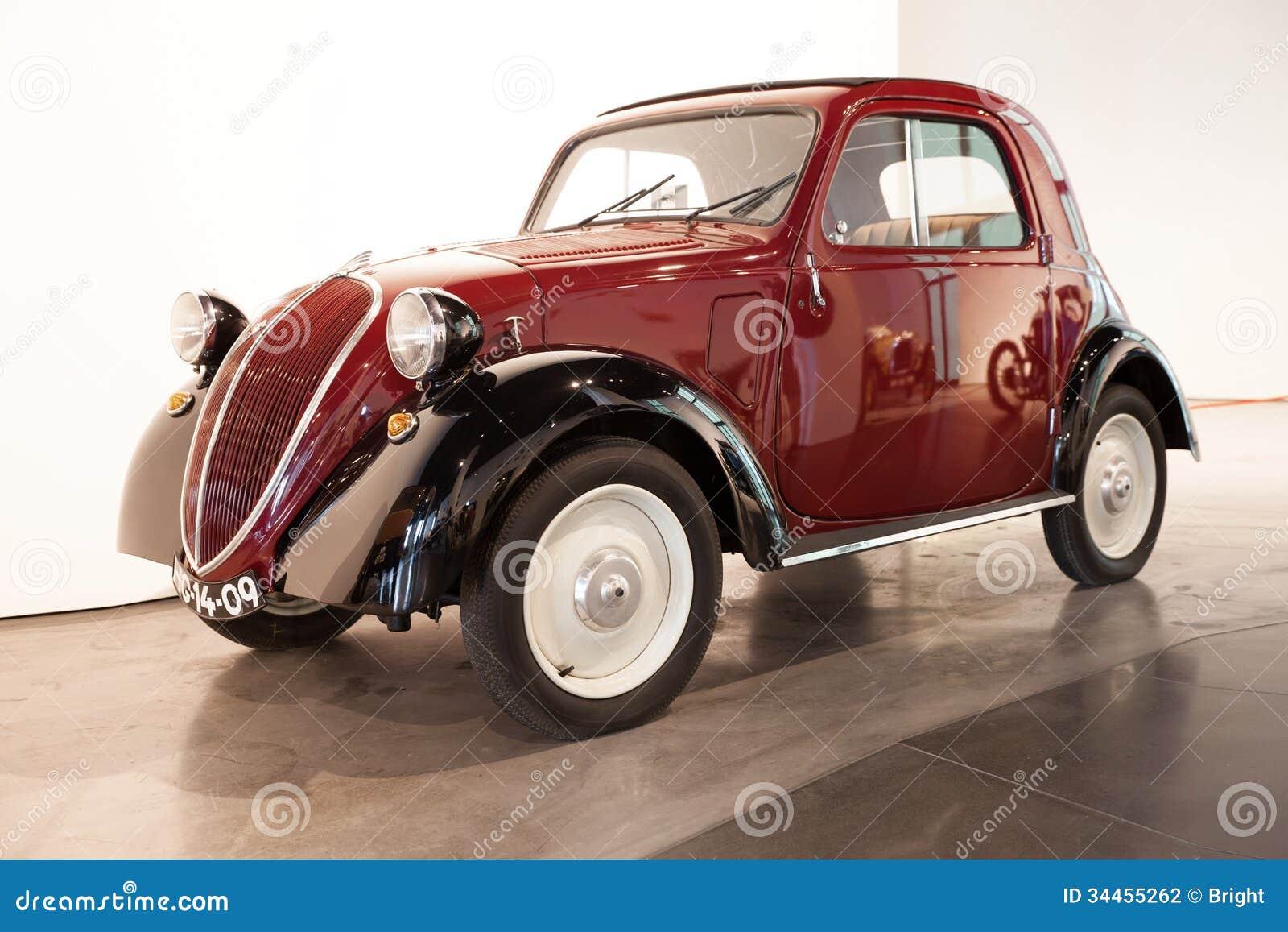 Fiat Topolino Editorial Photography Image 34455262