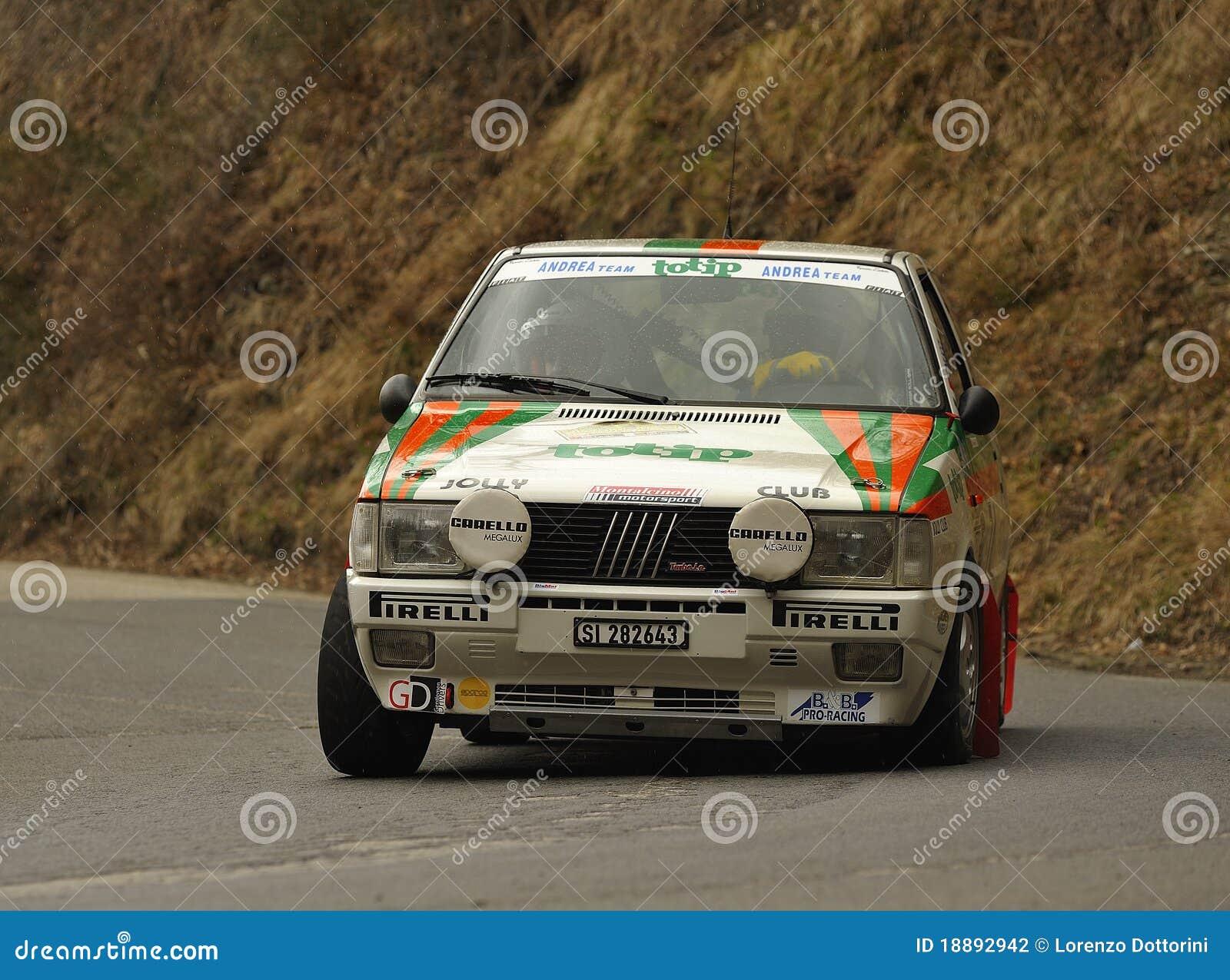Fiat Uno Turbo Rally