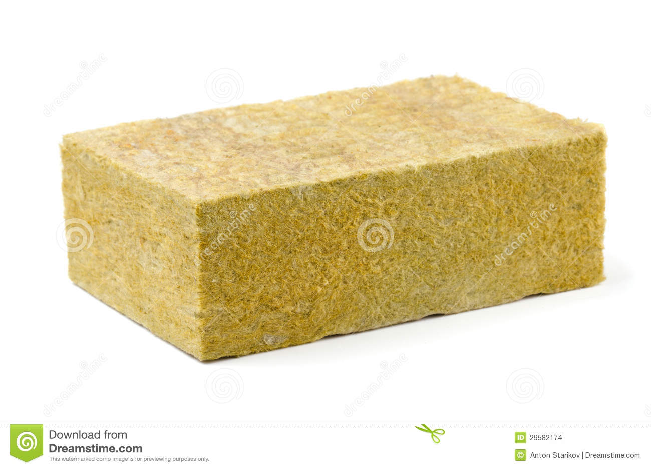 Fiberglass Insulation Stock Photo Image Of Improvement