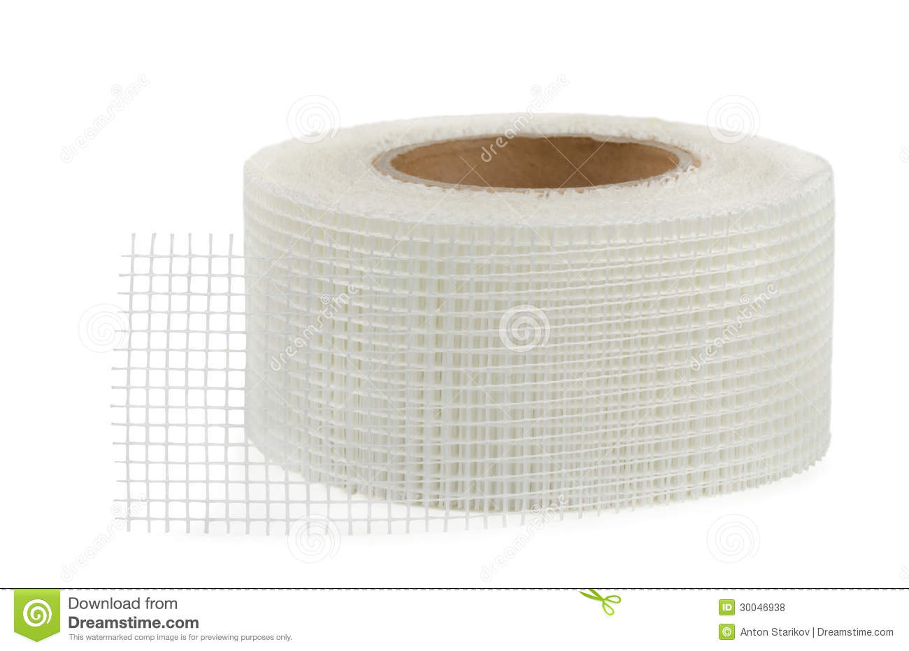 Mesh Drywall Tape Pricing : Joint tape stock photo image of house boundary up