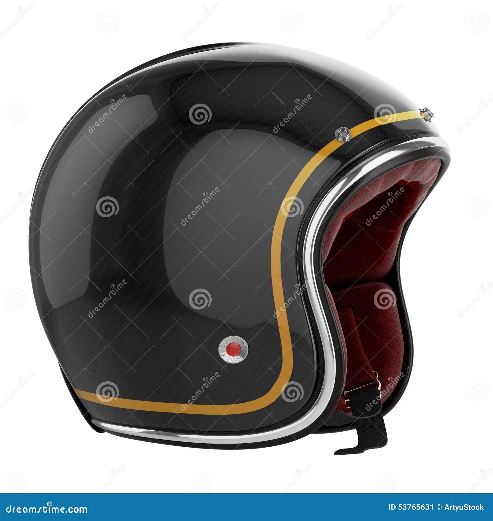 fibre de carbone de casque de moto illustration stock illustration du concepts plastique. Black Bedroom Furniture Sets. Home Design Ideas