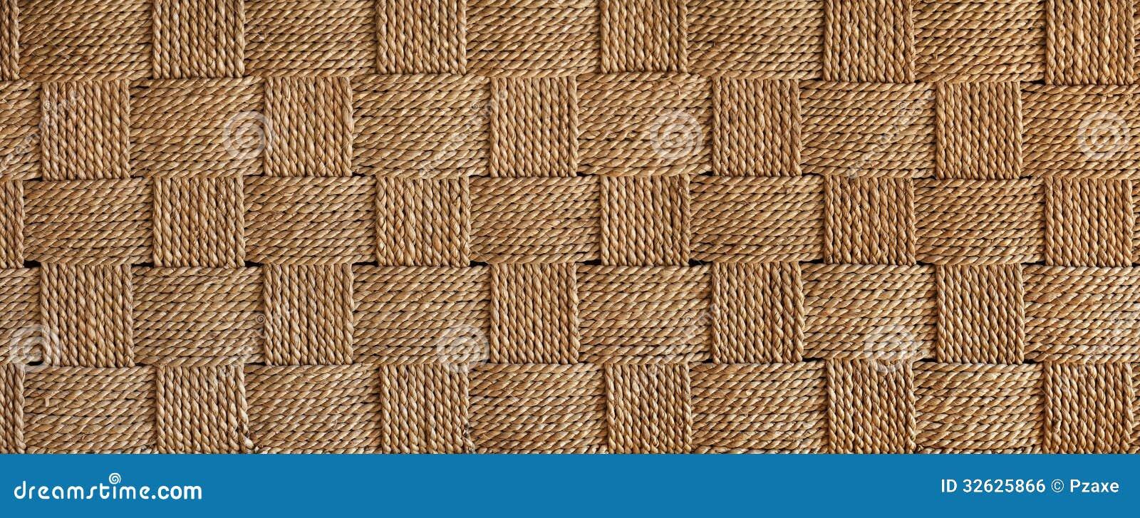 Fibre tessili naturali orizzontali che tessono fondo for Fibre naturali