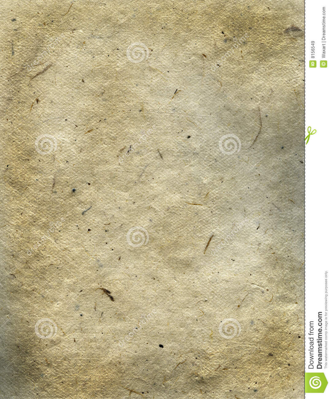 Rough paper texture, white pattern