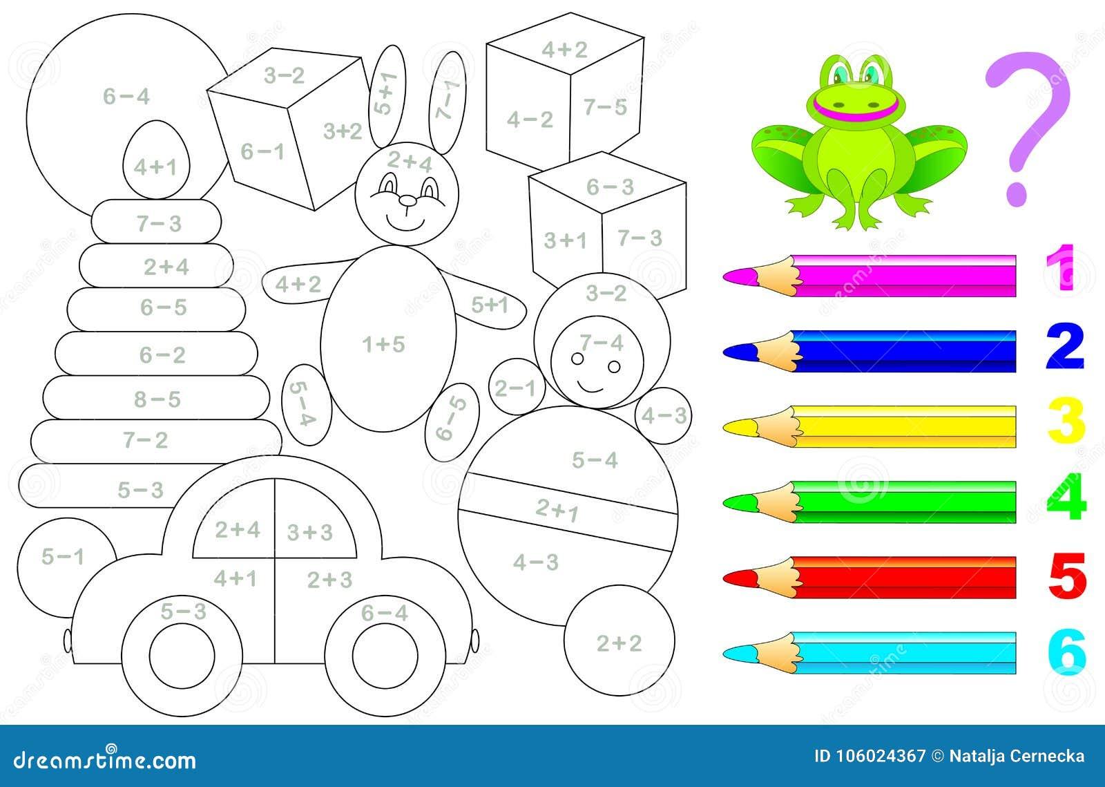 exemple mathematique pour enfants pdf