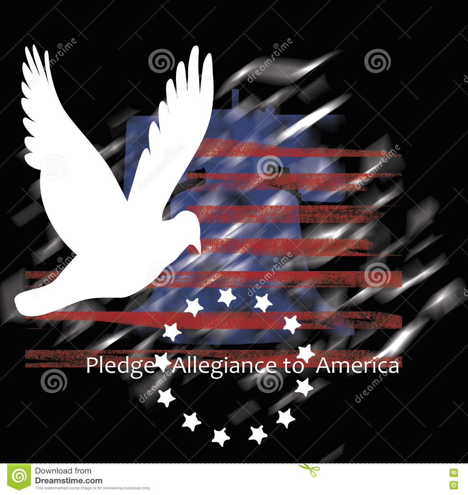 Fidelidade da garantia a América