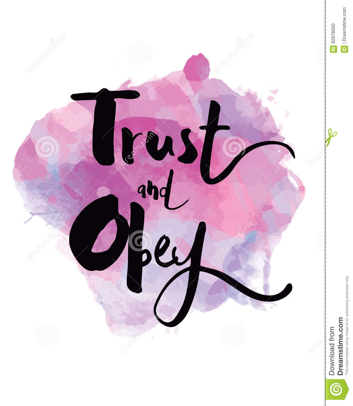 trust and obey audio download