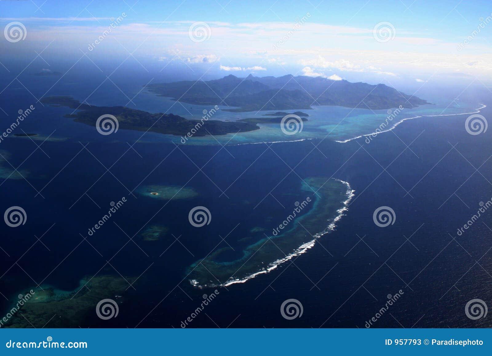 Fidschi-Antenne drei