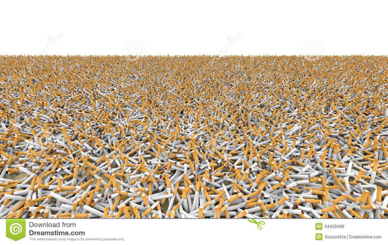 Field Of Cigarettes Royalty Free Stock Image - Image: 34429496: dreamstime.com/royalty-free-stock-image-field-cigarettes-completely...