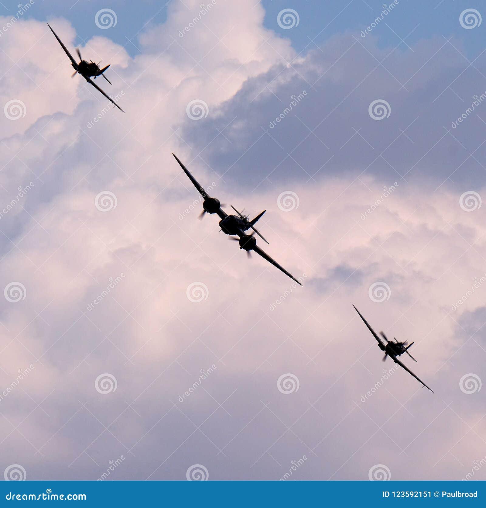 Fiera y Bristol Blenheim Mk 1