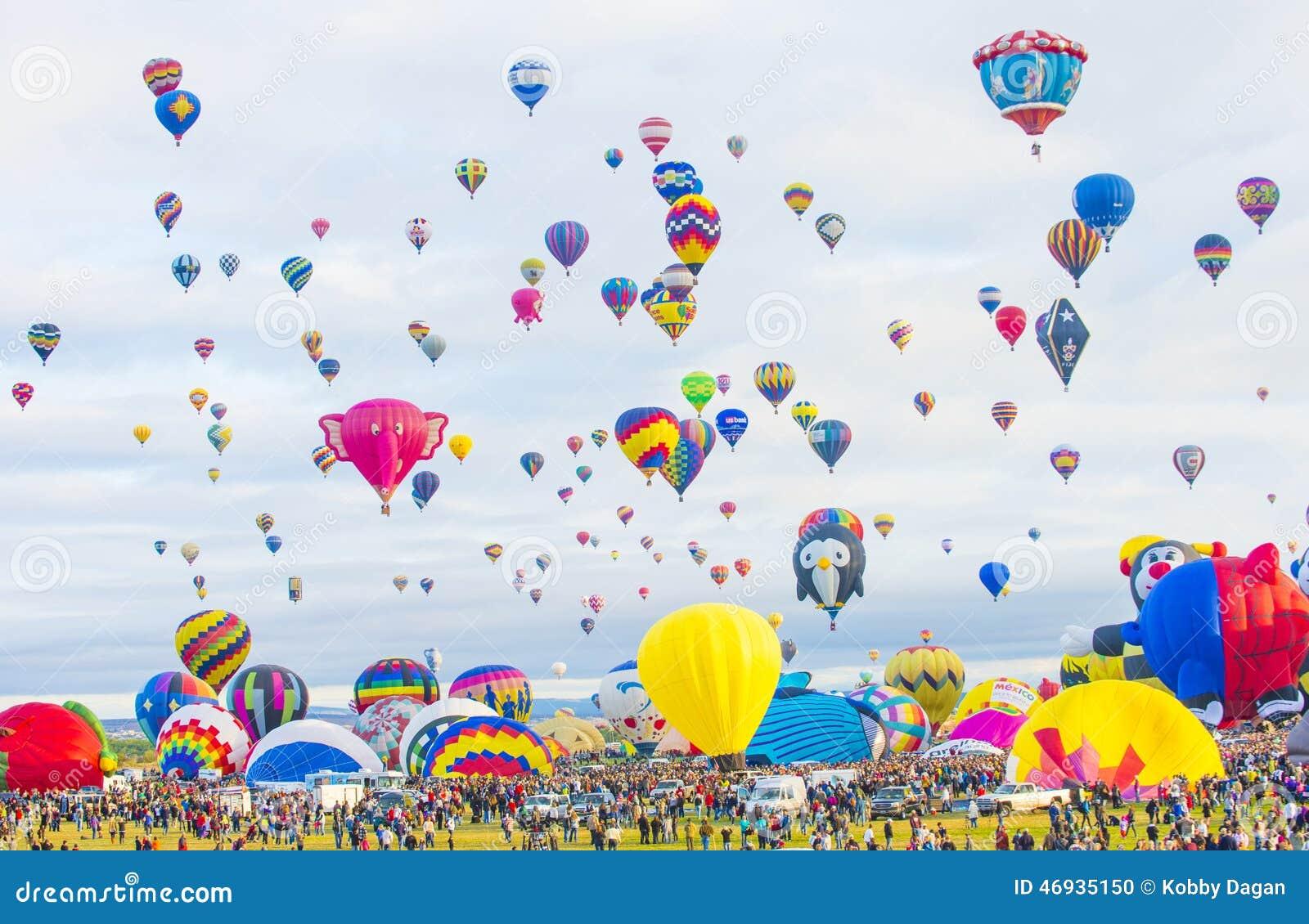 Fiesta del globo de Albuquerque