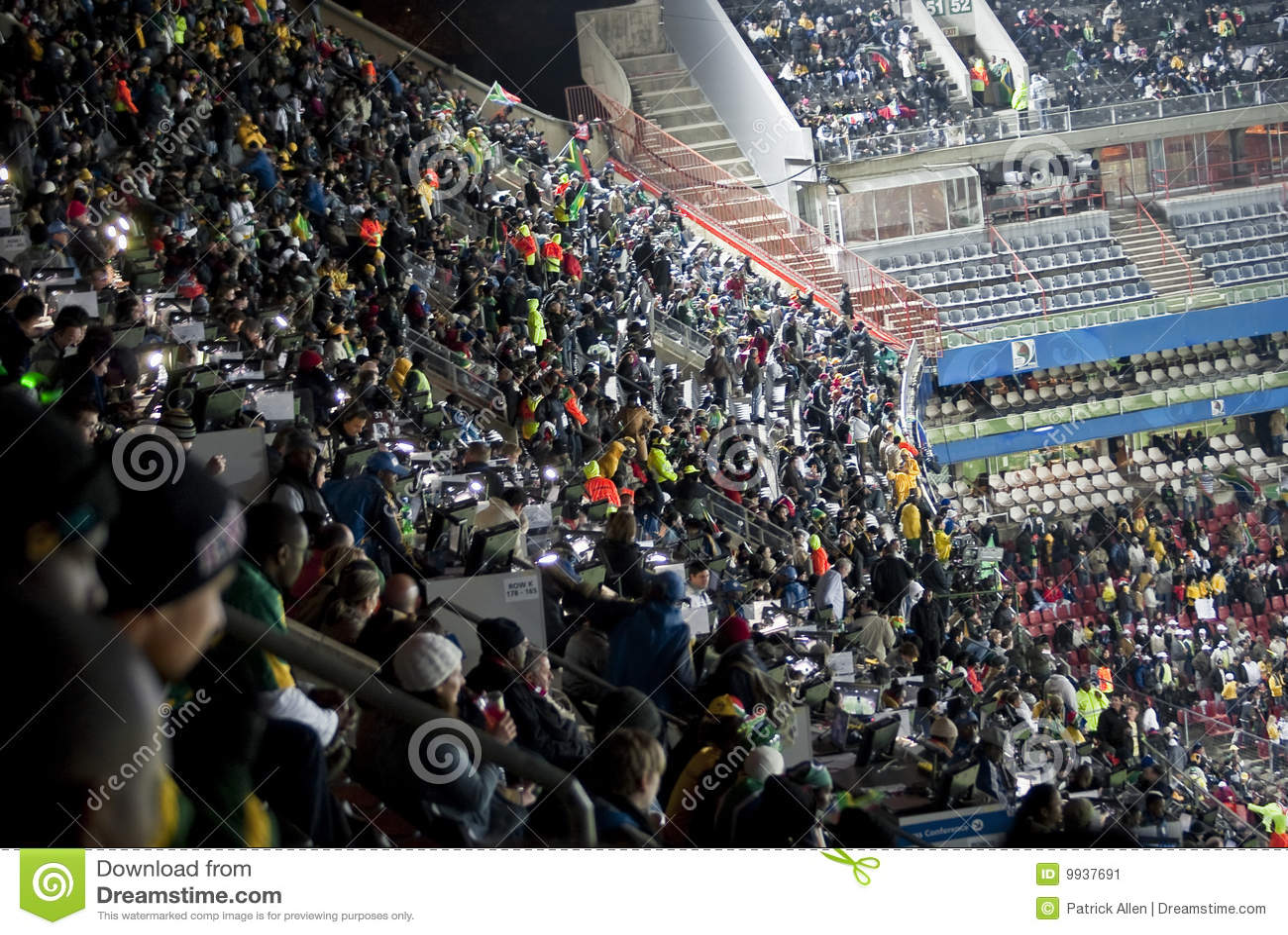 FIFA Confederations Cup 2009 - Crowds