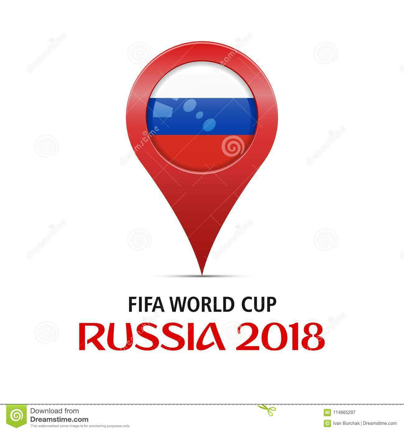 Fantastic Fifa World Cup 2018 - fifa-world-cup-location-moscow-russia-soccer-world-cup-big-red-map-marker-flag-russia-vector-fifa-world-cup-location-114665297  HD_801664 .jpg