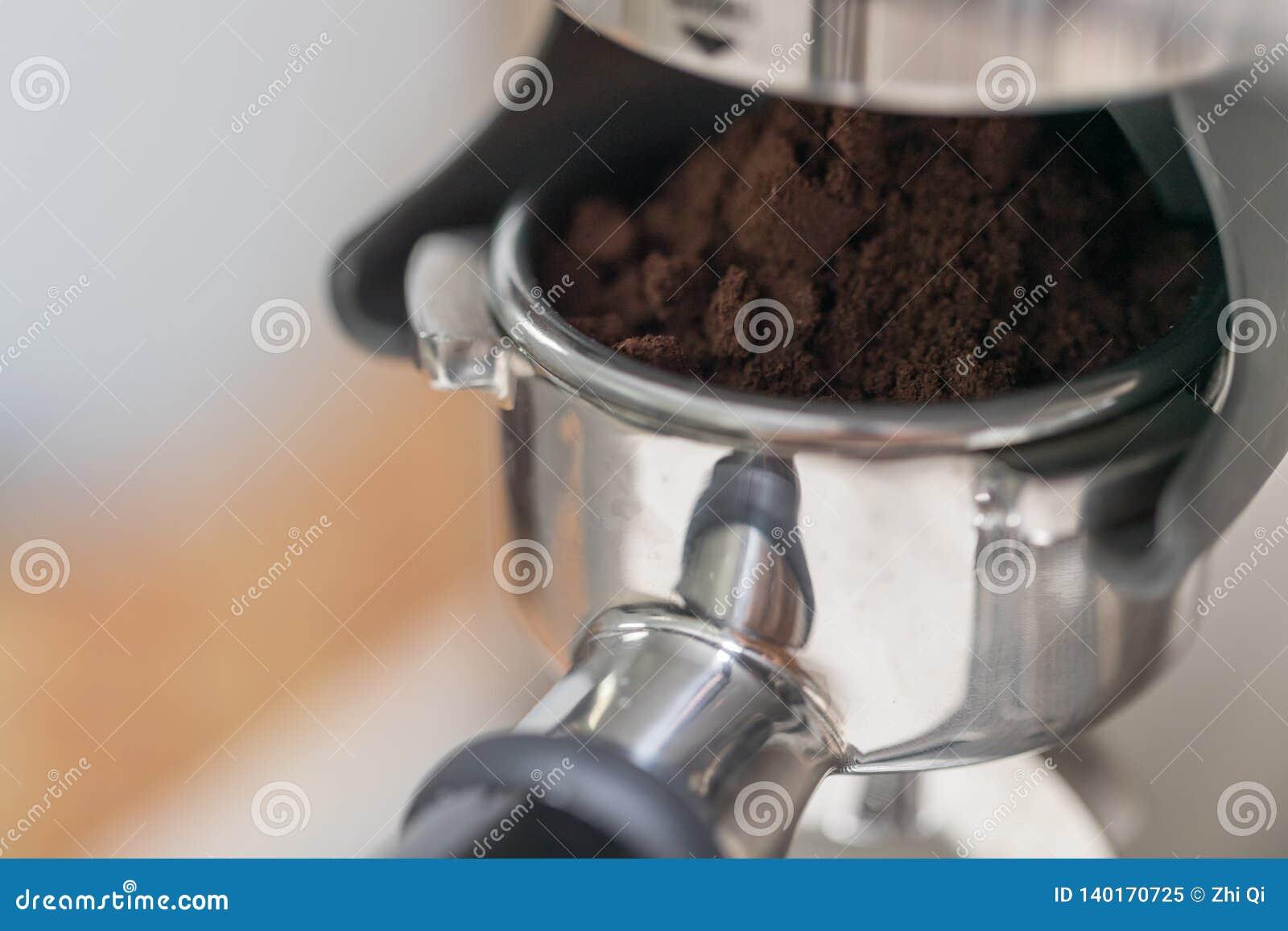 Fifflar använda för Barista pressar malt kaffe