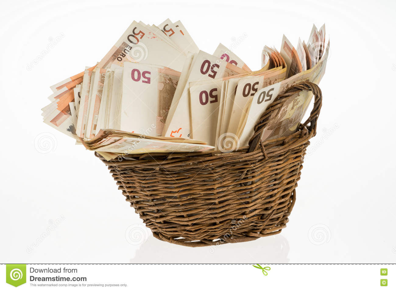 Word RICH And Cart Of Money Stock Image - Image of concept, green ... | 957x1300