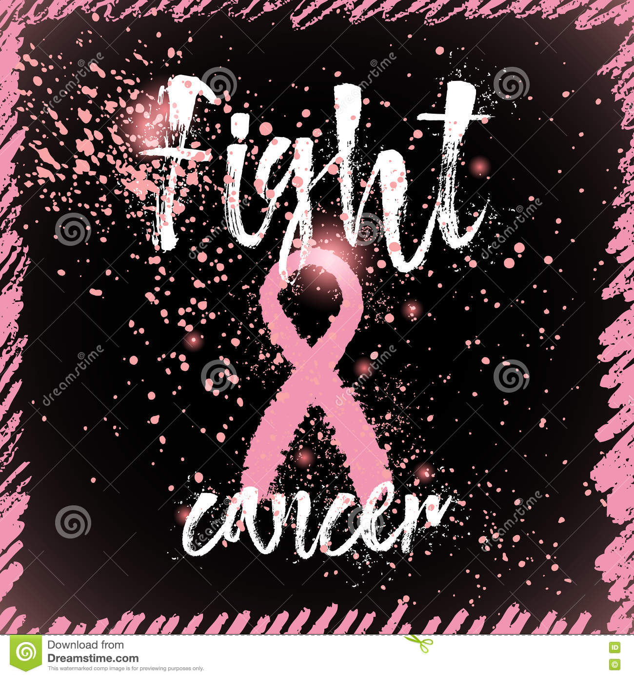 Breast Cancer Quotes Fight Cancerinspirational Quote About Breast Cancer Awareness