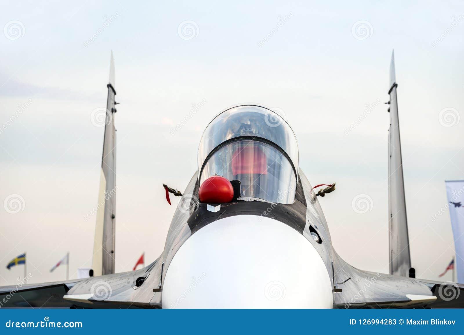 Fighter bomber jet stock image  Image of generation - 126994283