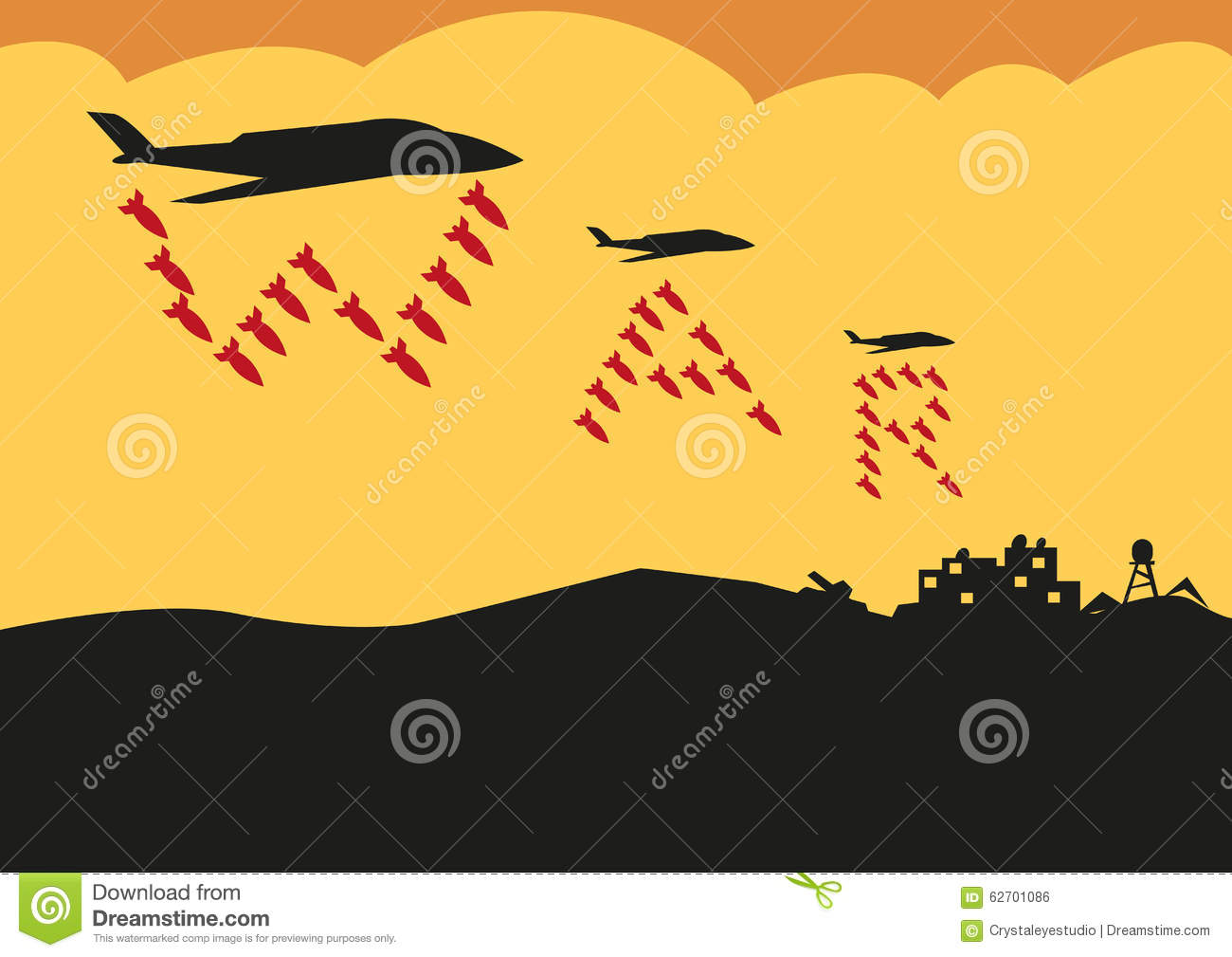 Stealth Bomber Vector Illustration Stock Photography - Image: 11630312
