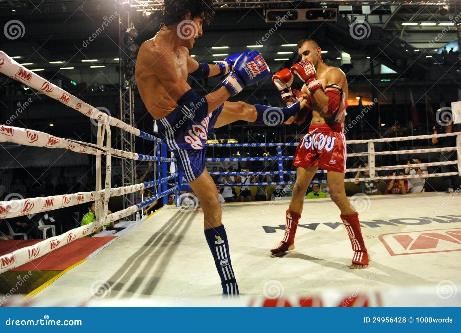 Muaythai World Championships
