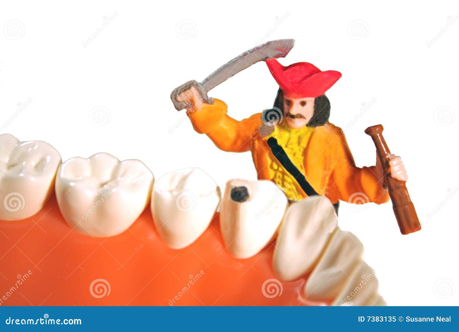 Fighting cavities concept